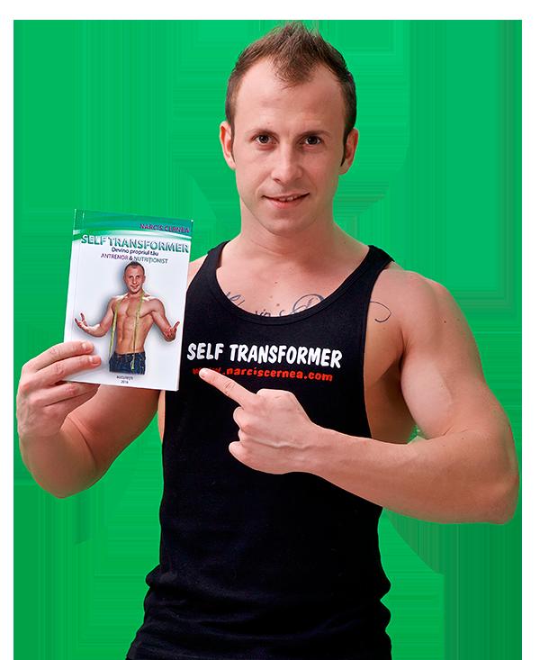 Carte Self Transformer - Cartea SELF TRANSFORMER