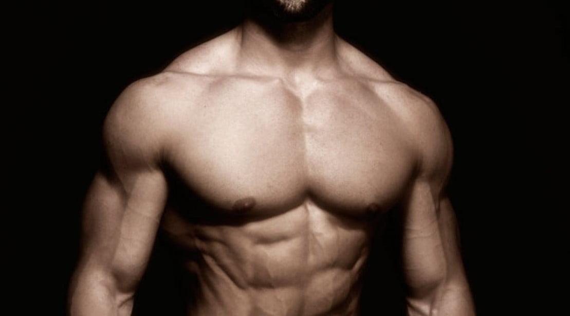 cum să slăbească pieptul muscular